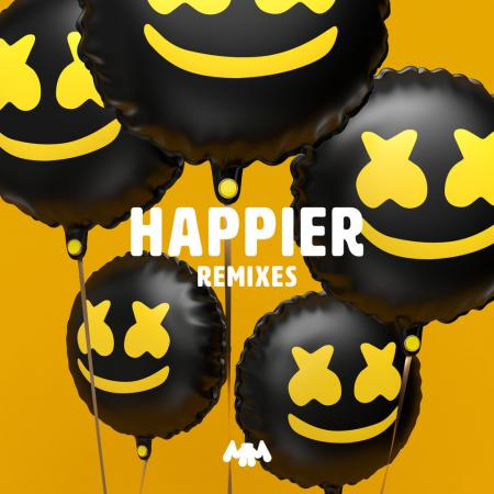 Marshmello - & Bastille - Happier (Breathe Carolina Remix)