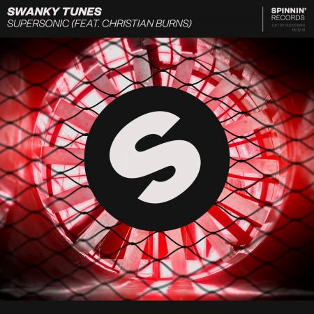 Swanky Tunes - feat. Christian Burns - Supersonic